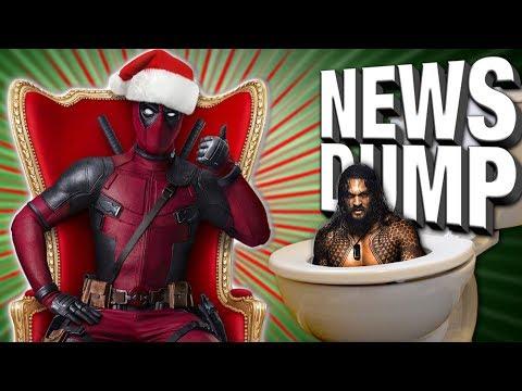 Secret Surprise DEADPOOL Christmas Movie?! - News Dump