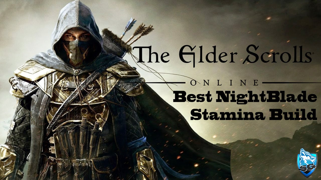 Eso Nightblade Stamina Build