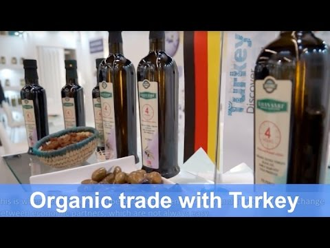 3 Overview Organic Trade with Turkey & Successful Business Partnerships (March 2016)
