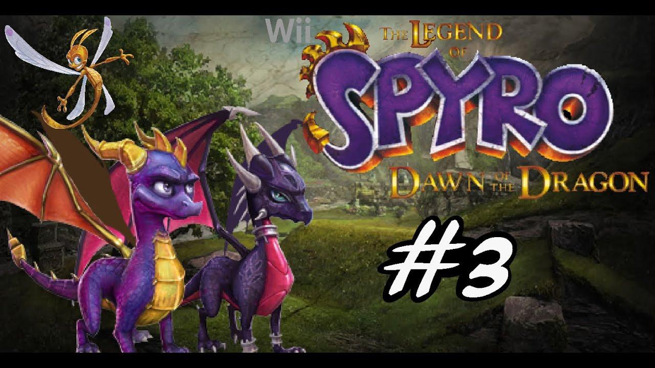 The Legend of Spyro Dawn of the Dragon [Walkthrough] Part 6/34 ...