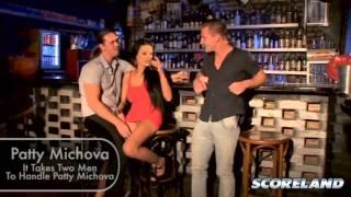 It Takes Two Men To Handle Patty Michova   Patty Michova