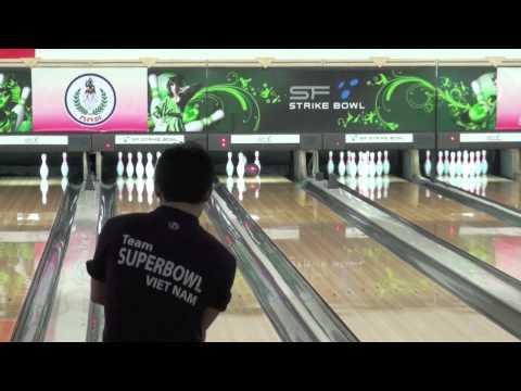 37th MWA Thailand Open Tenpin Bowling Championship 2011 (spinner)