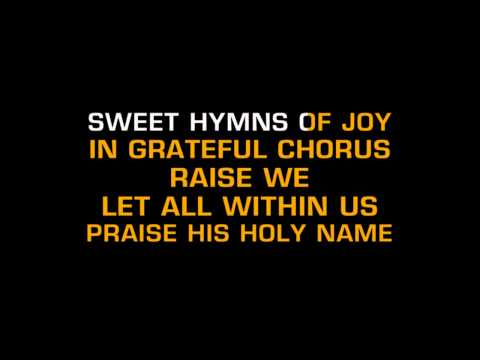 Josh Groban  O Holy Night Karaoke