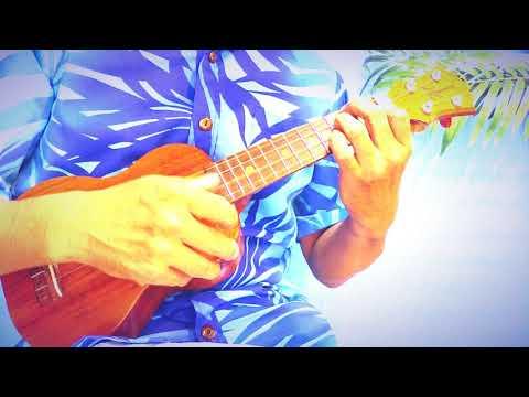 surfer-girl/beachboys(ukulele)ウクレレソロ、ビーチボーイズ、サーファーガール