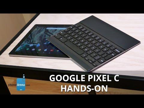 Google Pixel C hands-on