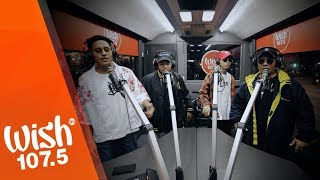 """Download Matthaios (ft. Steven Peregrina, Droppout & KNTMNL) performs """"Ayos Lang"""" LIVE on Wish 107.5 Bus Mp3"""
