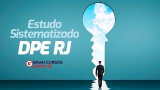 Estudo Sistematizado para DPE RJ - A Defensoria Pública na CF com Prof. Fabrício Rodrigues