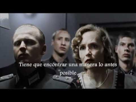 HITLER SE ENTERA QUE DIANA TERMINÓ CON EL CHELO