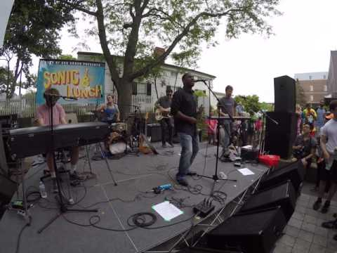 Vulfpeck Wait for the Moment  Live at Sonic Lunch w/ Antwaun Stanley