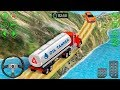 Real Oil Tanker Driver Cargo Truck Games | Trucks For Kids Videos - Truck Transporter Games To Play