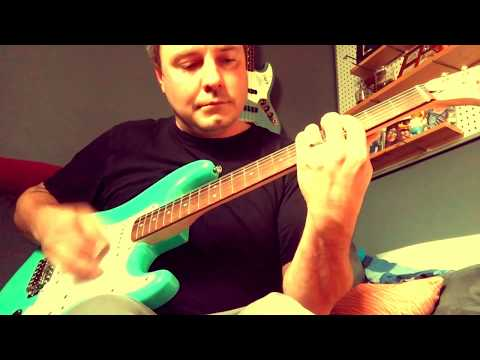 Jimi Hendrix - Castles Made of Sand - quick guitar improv