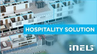 Hospitality solution by iNELS (GRMS System)