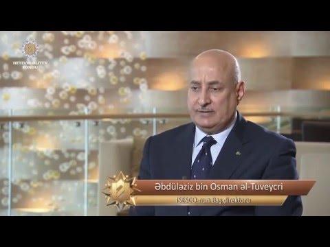 """""""Heydər Əliyev Fondu - Azərbaycan naminə"""" – ISESCO-nun Baş direktoru"""