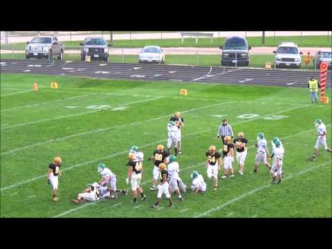 Storm Lake takes on Emmetsburg in freshman football