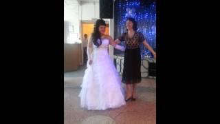 Танец невесты со свекровью.