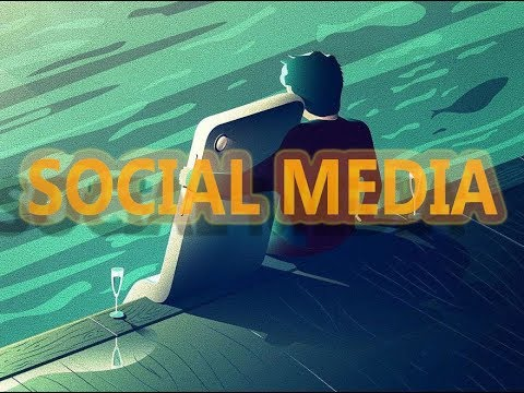 GREY PILL Technology: HAS SOCIAL MEDIA TAKEN OVER OUR LIVES? (Let's find out)
