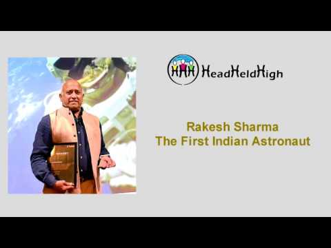 Rakesh Sharma - The First Indian Astronaut | Head Held High