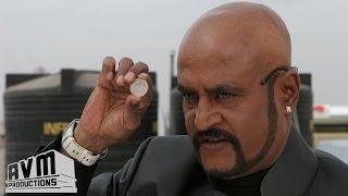 Rajini Style in Sivaji - Mottai Boss Coin Tossing; Climax Scene