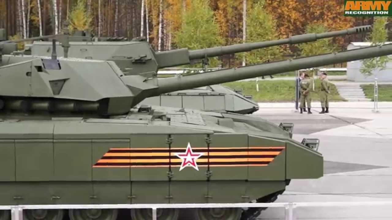 7b8daa0cf72d T-14 Armata Russian MBT main battle tank RAE 2015 Russia Arms Expo ...