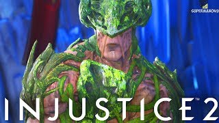 Injustice 2: How To Play Swamp Thing! Combos, Setups & More - Injustice 2