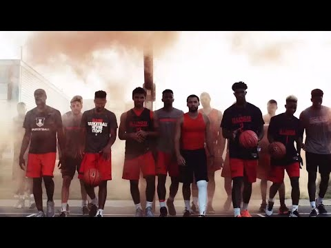 Illinois Basketball 2017-18 Pregame Intro Video