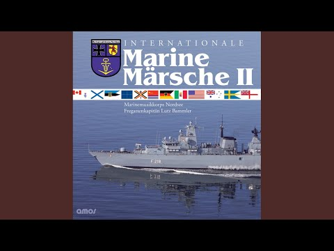 Marinemusikkorps Nordsee - Cisne Branco mp3 baixar