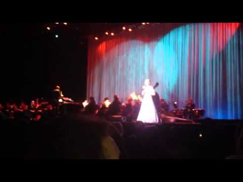 "Jackie Evancho ""My heart will go on"" Live  Ovation Hall Revel"
