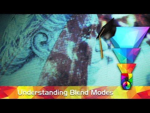 Essential Hitfilm 06 - Understanding Blend Modes