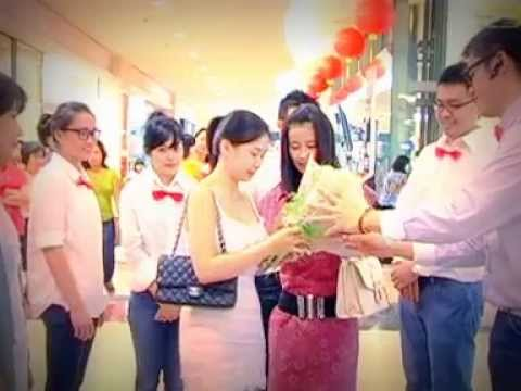 WEDDING PROPOSAL SUN PLAZA MEDAN!!