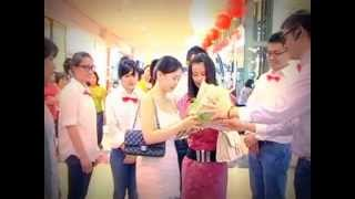 WEDDING PROPOSAL SUN PLAZA MEDAN!!