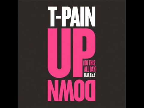 TPain Ft BoB  Up Down Do This All Day Instrumental