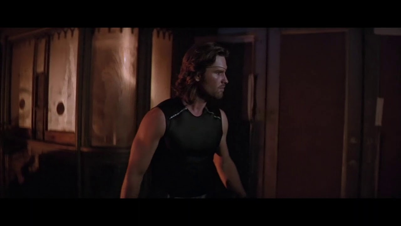 Escape New York' - Pt 6  Kurt Russell, Lee Van Clef, Issac Hayes - Full Movie [1981]