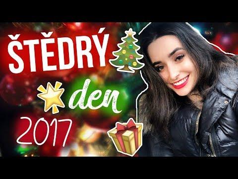 MŮJ ŠTĚDRÝ DEN // Vlog z Vánoc 2017 from YouTube · Duration:  10 minutes 19 seconds
