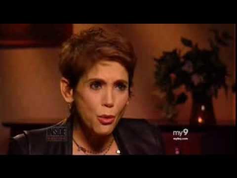 Stacey Nelkin Talking About Woody Allen on Inside Edition