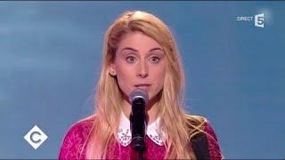 Laura Laune, l'humoriste sans limites - C à Vous - 21/12/2017