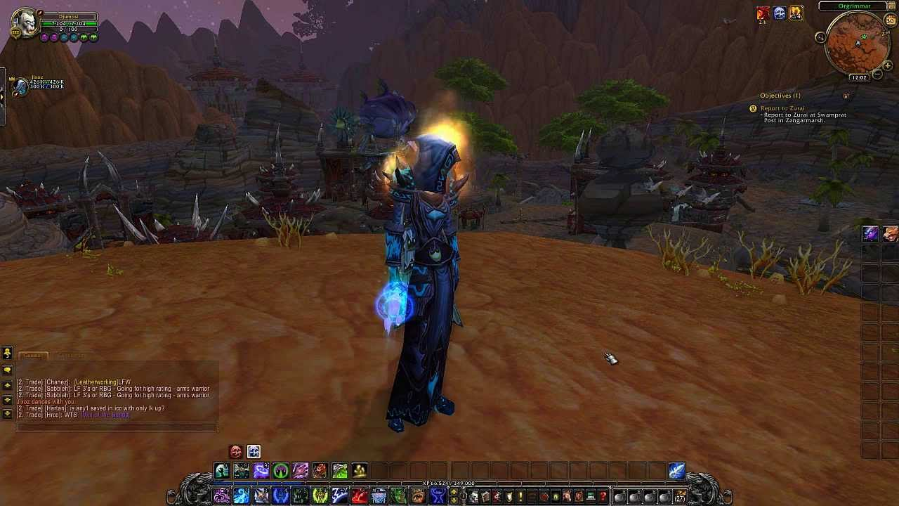 World of warcraft transmog mage firelord youtube ccuart Images