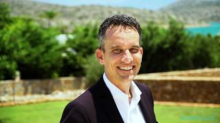 Konstantinos Rokos, F&B Manager at Domes of Elounda, Autograph Collection