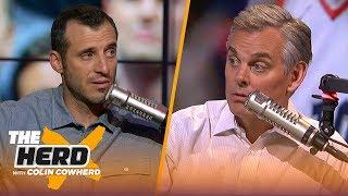 Doug Gottlieb: Warriors 'absolutely' need KD vs. Raptors, talks Kawhi's mindset | NBA | THE HERD