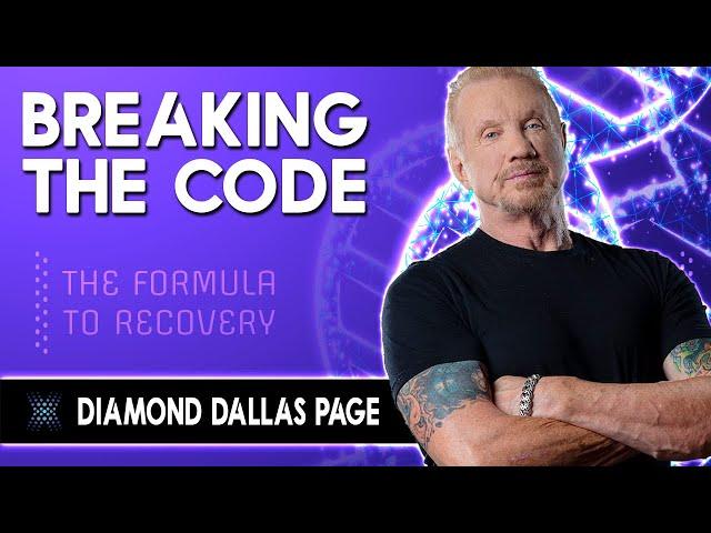 BioXcellerator's Breaking The Code With Diamond Dallas Page