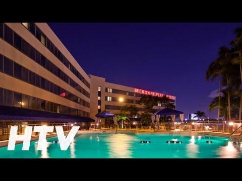 Crowne Plaza Hotel Miami International Airport