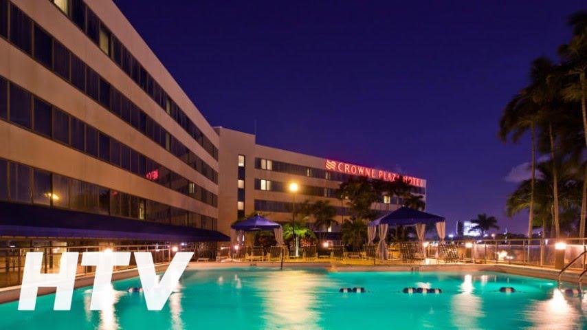 Crowne Plaza Miami Airport Hotel