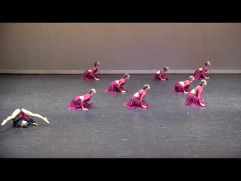 Auckland Academy of Dance - Superwoman