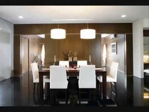 Interiores comedores youtube for Comedores minimalistas