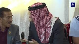مندوباً عن الملك .. الأمير فيصل يعزي بالشهيد الخوالدة