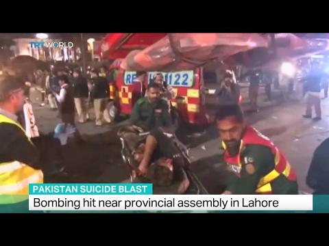 Pakistan Suicide Blast: Pakistani Taliban faction claims Lahore bombing