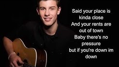 Shawn Mendes - Kid in Love - LYRICS