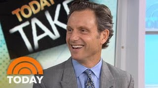 """Actor tony goldwyn joins sheinelle jones and al roker as guest host of today's take, dishes on the juicy season finale """"scandal,"""" which he plays pr..."""