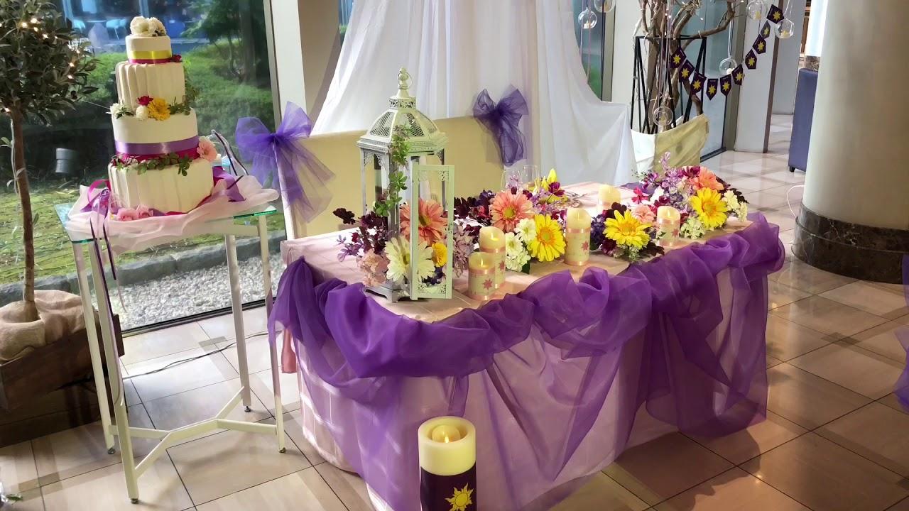 Japanese wedding decorations youtube japanese wedding decorations junglespirit Gallery