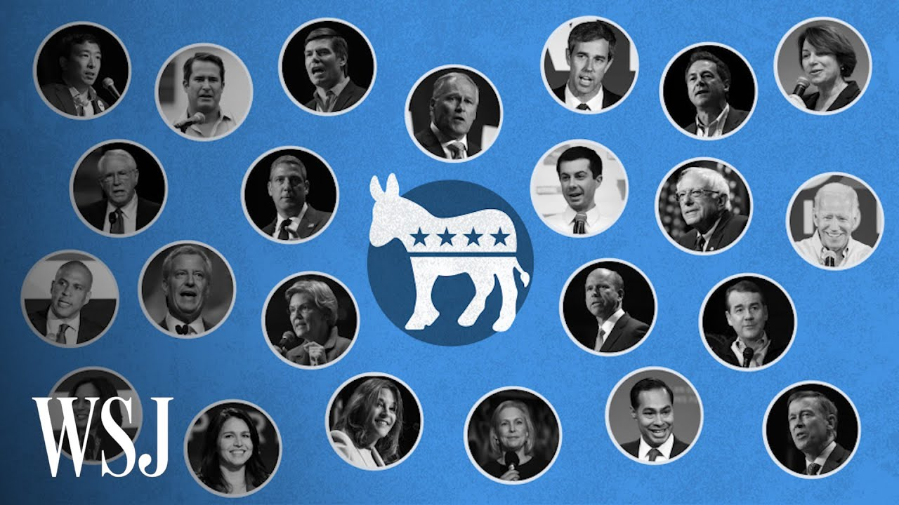 Your Guide To Tonight's Democratic Presidential Debate