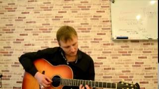 Максим - Обучающийся в Школе Express обучение игре на гитаре.
